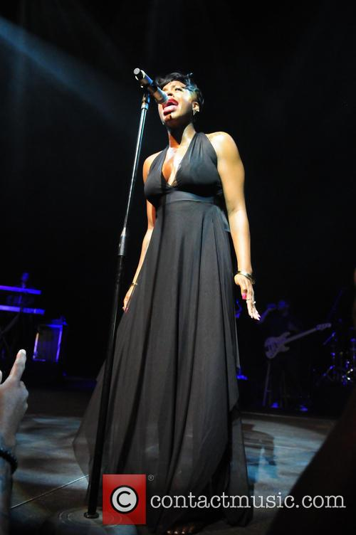 Fantasia preforms at James L. Knight Center
