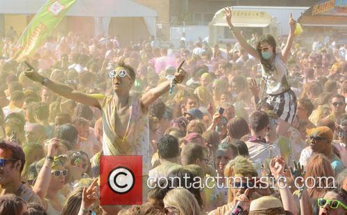 The Holi One Festival