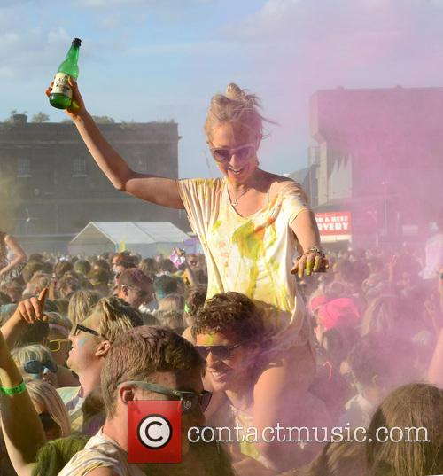 The Holi One Festival