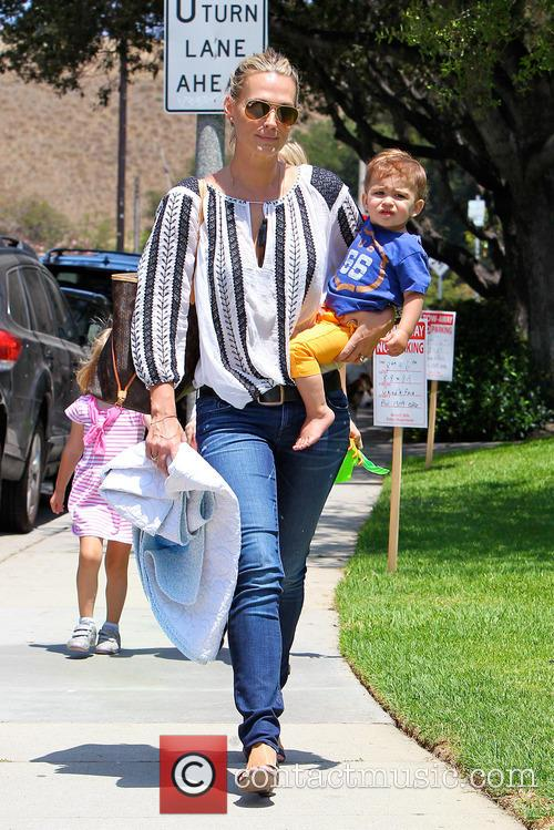 Molly Sims and Brooks Stuber 6