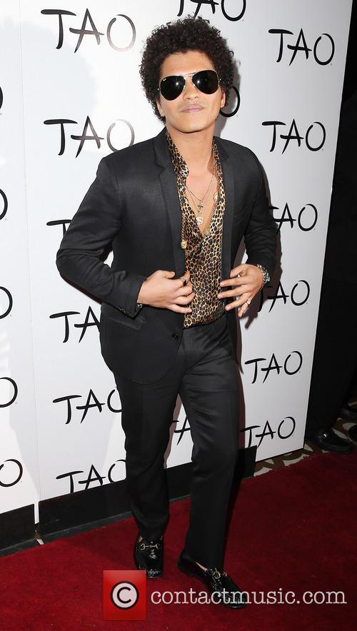 Bruno Mars, TAO Nightclub at The Venetian