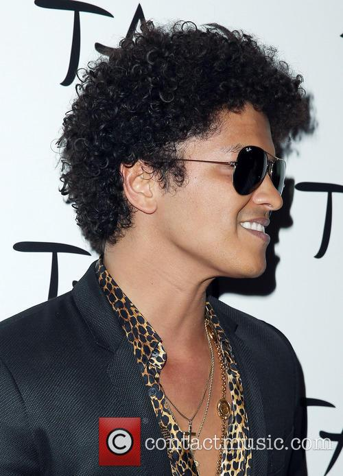 Bruno Mars hosts TAO Nightclub