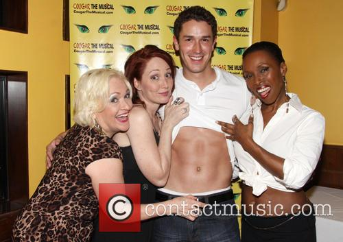 Cougar, Babs Winn, Mary Mossberg, Andrew Brewer and Brenda Braxton 2