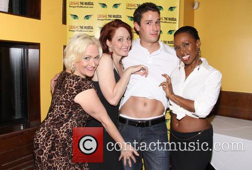 Cougar, Babs Winn, Mary Mossberg, Andrew Brewer and Brenda Braxton 1
