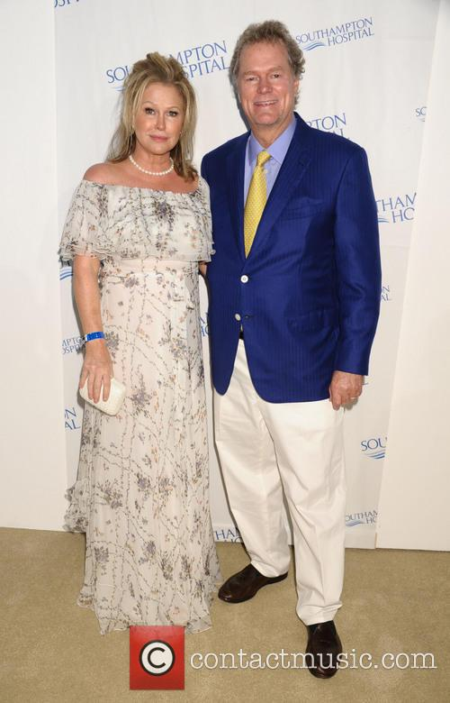 Kathy Hilton and Rick Hilton 2