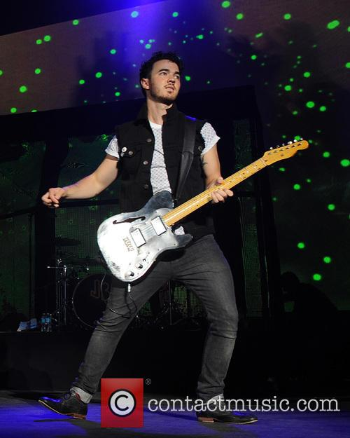 Kevin Jonas and Jonas Brothers 11