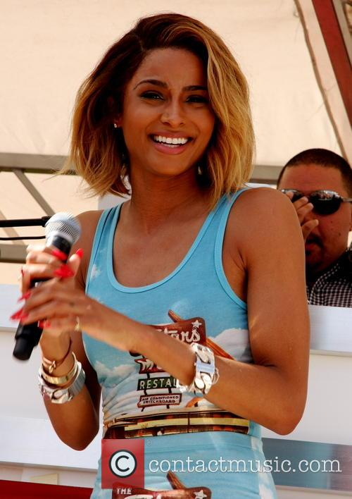 Ciara to perform at