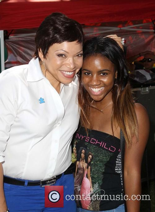 Tisha Campbell and Guest 2