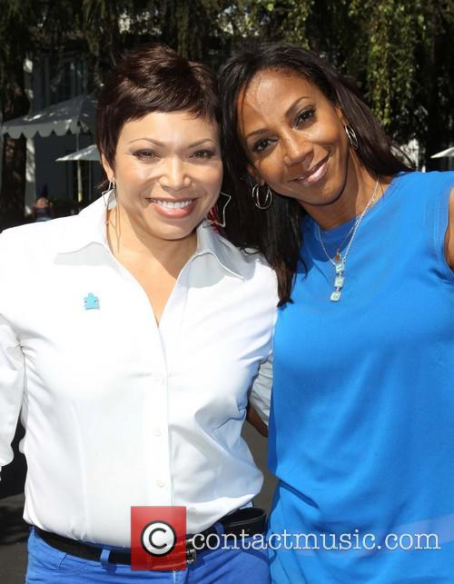 Tisha Campbell-martin and Holly Robinson Peete 2