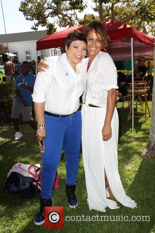 Nicole Ari Parker and Tisha Campbell-martin 8