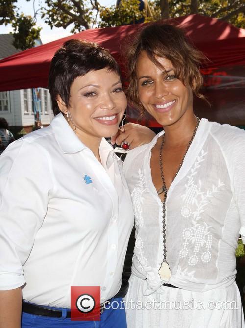 Tisha Campbell-martin and Nicole Ari Parker 3