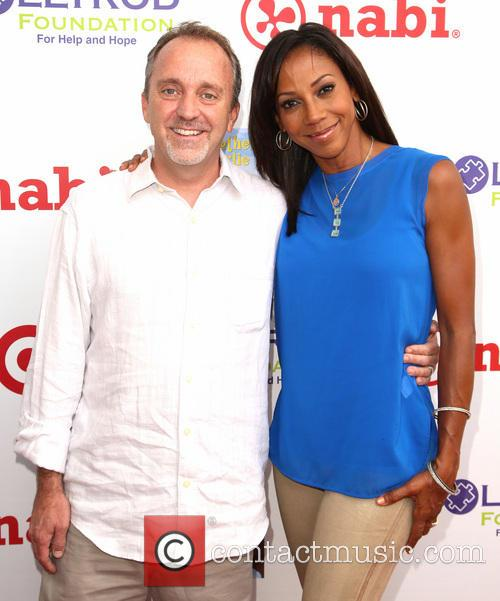 Jim Mitchell and Holly Robinson Peete 3