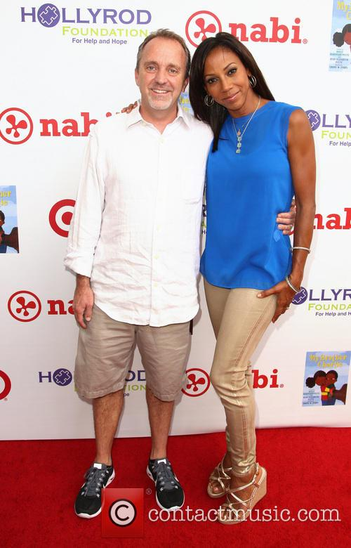 Jim Mitchell and Holly Robinson Peete 4