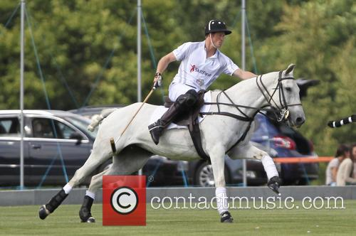 prince harry audi polo at coworth park 3795757