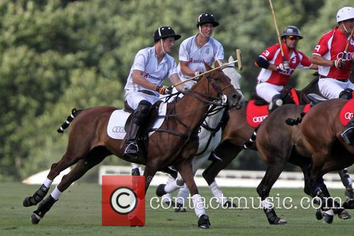 prince harry prince william audi polo at coworth 3795760