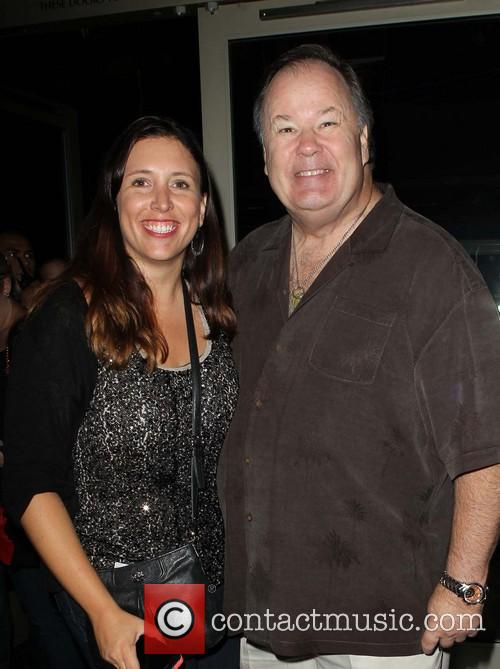 Giana Mucci and Dennis Haskins 1
