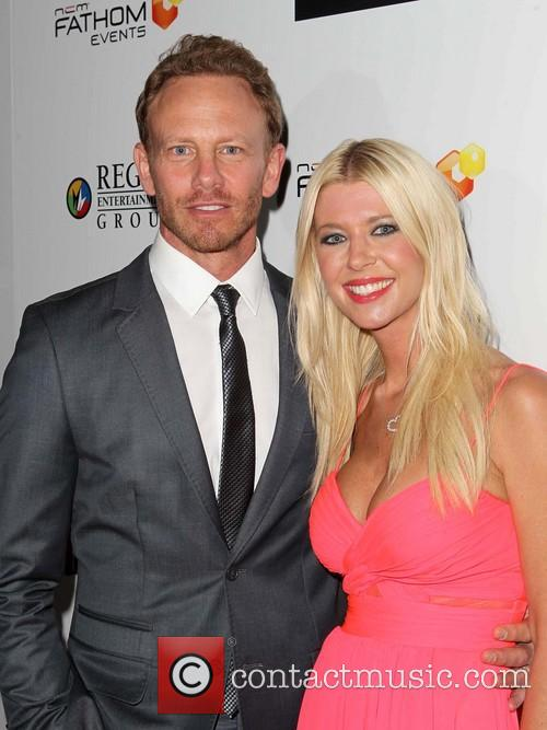 Ian Ziering and Tara Reid 5