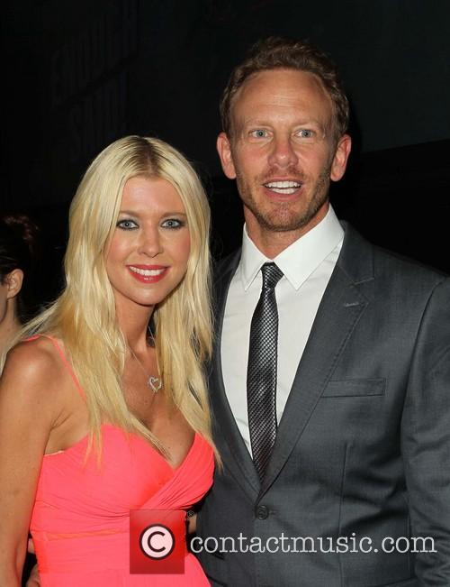 Tara Reid and Ian Ziering 3