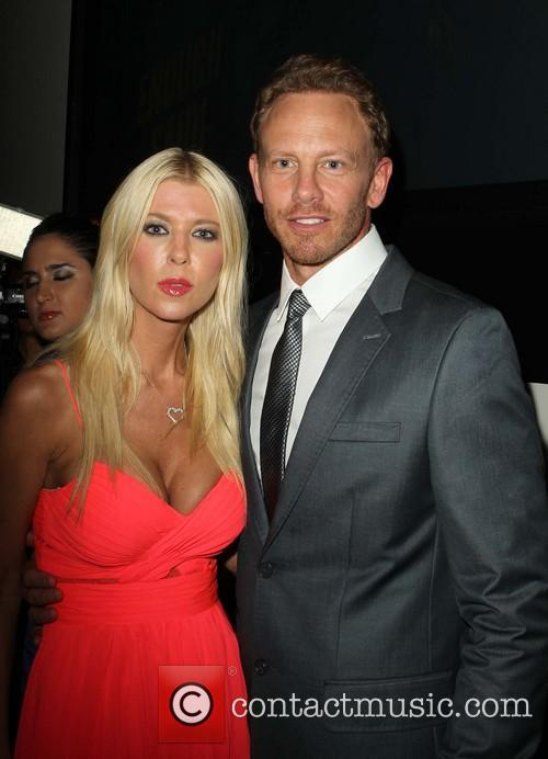 Tara Reid and Ian Ziering 4