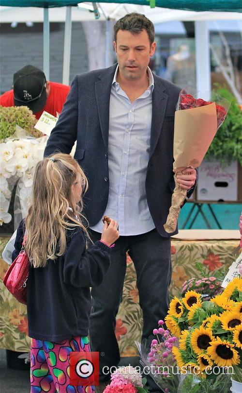 ben affleck violet affleck ben affleck and jennifer 3797218