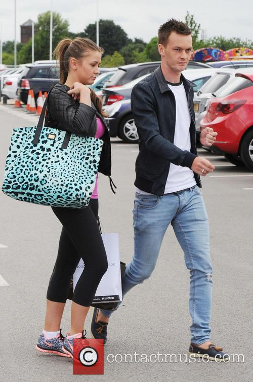 Brooke Vincent and Josh Mceachran 2