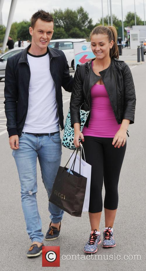 Brooke Vincent and Josh Mceachran 4
