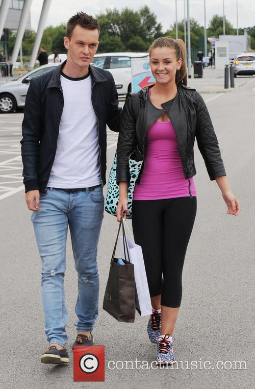 Brooke Vincent and Josh Mceachran 6