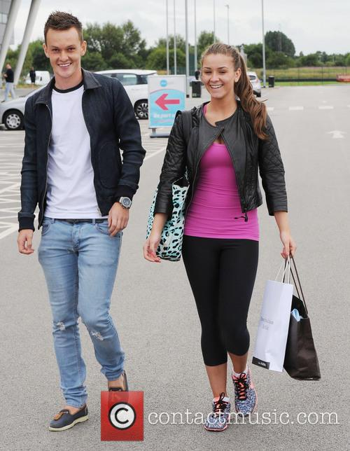 Brooke Vincent and Josh Mceachran 7