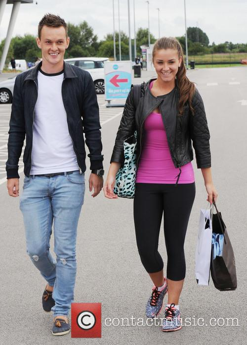 Brooke Vincent and Josh Mceachran 9