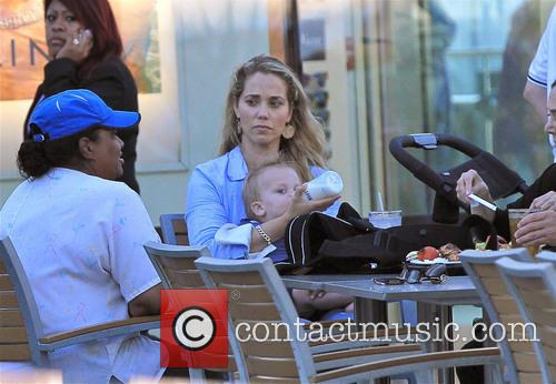 Elizabeth Berkley and Sky Lauren 4