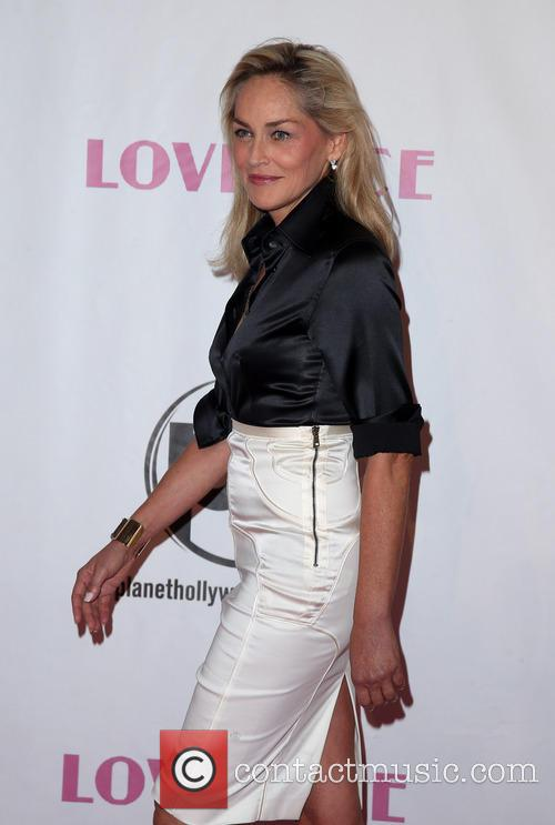 Sharon Stone, Planet Hollywood Resort and Casino, Planet Hollywood