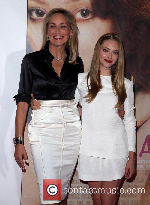 Sharon Stone and Amanda Seyfried 11