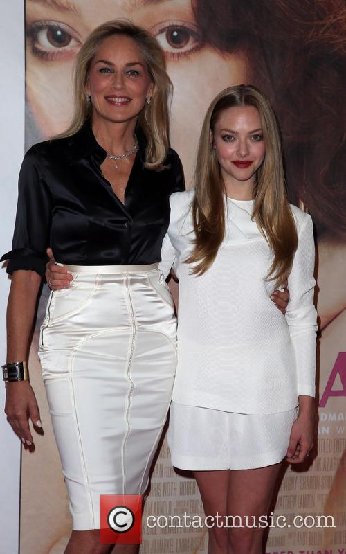 Sharon Stone, Amanda Seyfried, Planet Hollywood Resort and Casino, Planet Hollywood