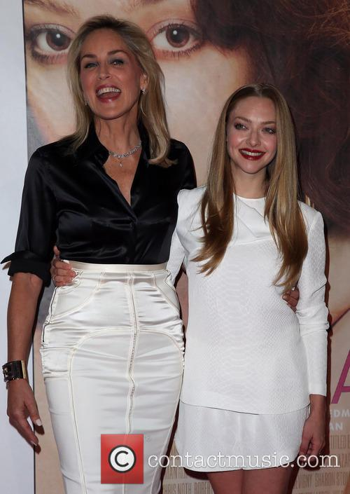 Sharon Stone and Amanda Seyfried 14