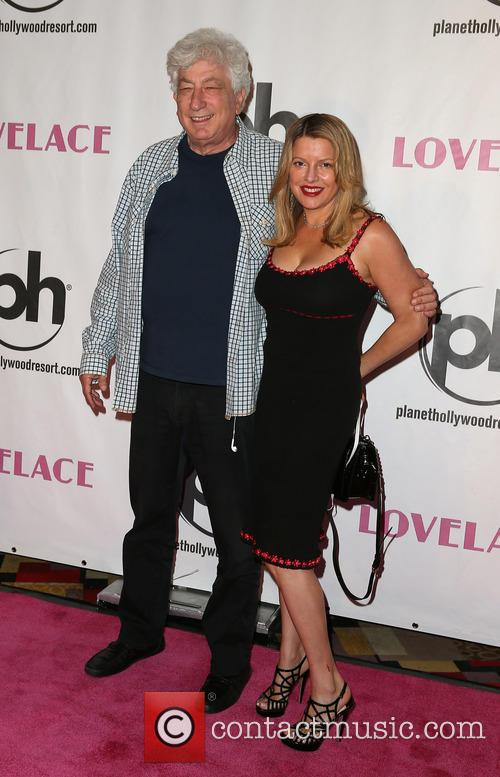 Avi Lerner and Heidi Jo Markel 2