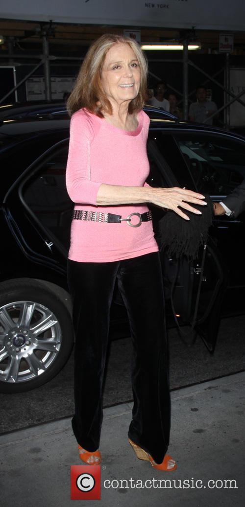 Gloria Steinem 4
