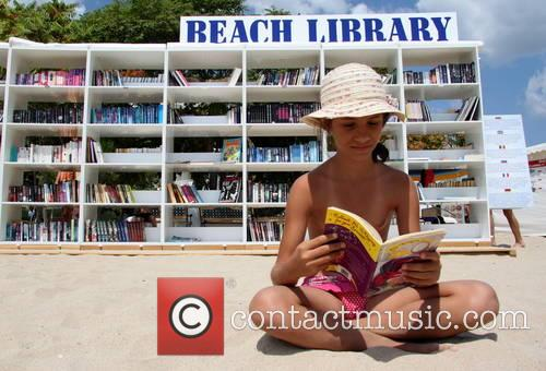 Bulgaria Beach Library