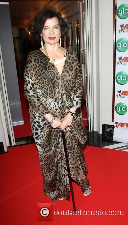 Celebrities attend Africa Fashion Week London 2013 Banquet