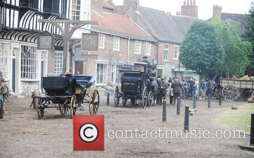 Cast, Death Comes, Pemberley and York 3