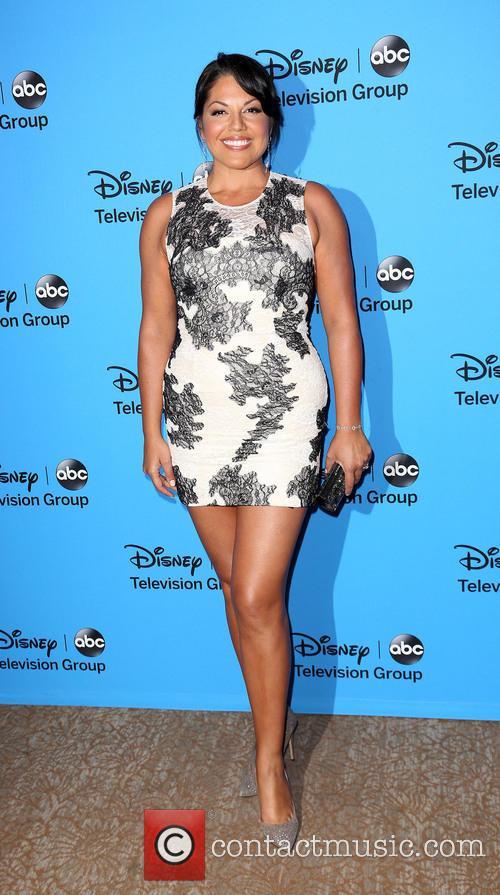 Sara Ramirez, Beverly Hilton Hotel, Disney