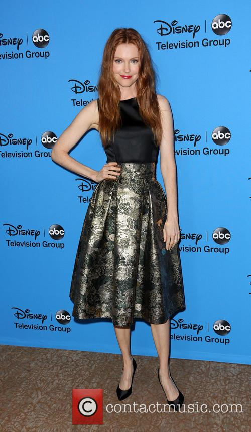 Darby Stanchfield, Beverly Hilton Hotel, Disney