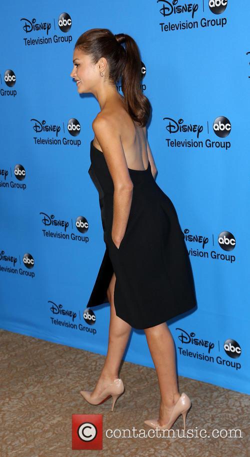 Hannah Ware, Beverly Hilton Hotel, Disney