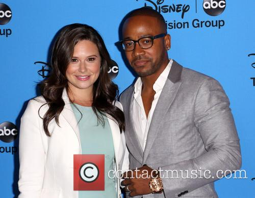 Columbus Short and Katie Lowes 2