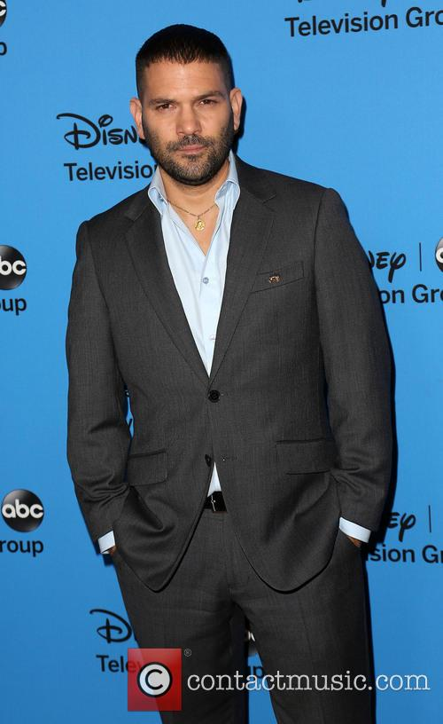Guillermo Diaz, Beverly Hilton Hotel, Disney