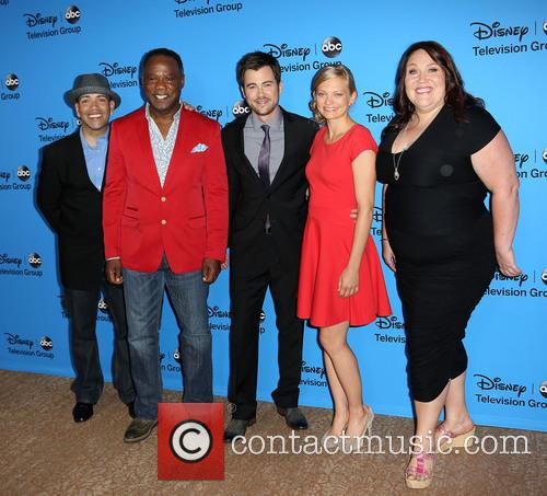Luis Antonio Ramos, Isiah Whitlock Jr., Matt Long, Anastasia Phillips and Lorraine Bruce 3