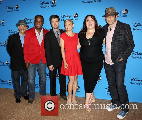 Luis Antonio Ramos, Isiah Whitlock Jr., Matt Long, Anastasia Phillips, Lorraine Bruce and Jason Richman