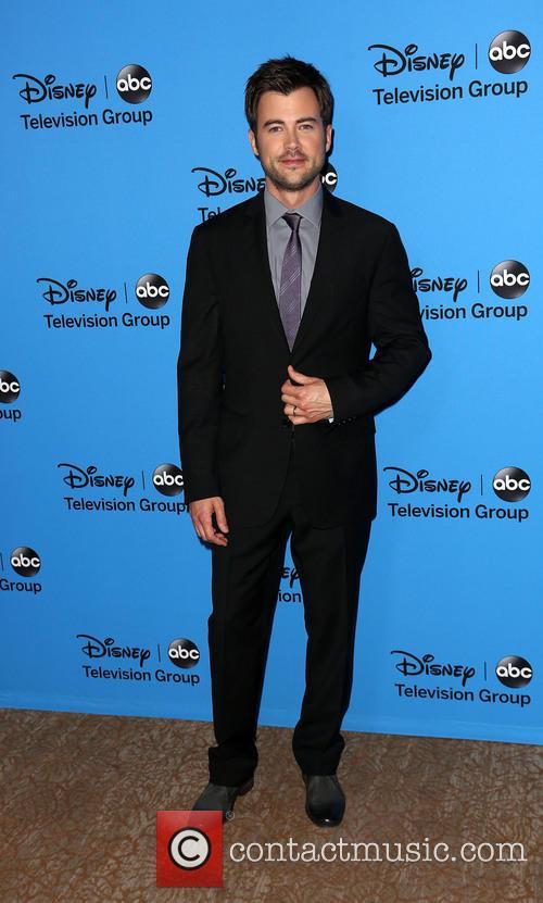 Matt Long, Beverly Hilton Hotel, Disney