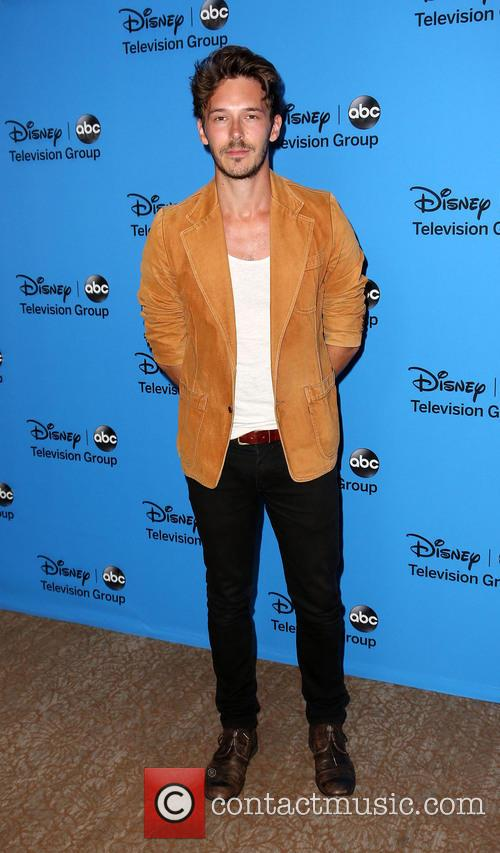 Sam Palladio, Beverly Hilton Hotel, Disney