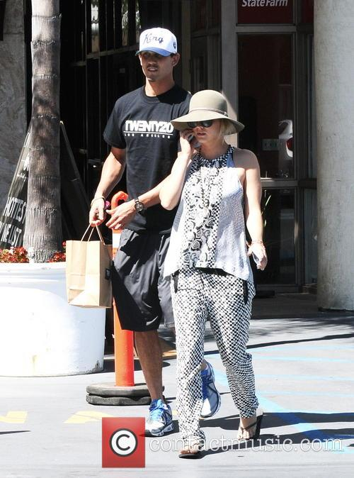Kaley Couco was spotted out and about with...