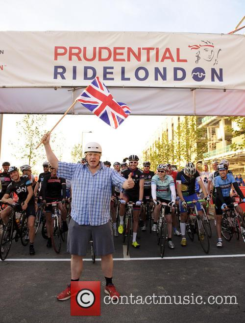 Prudential Ride London 2013
